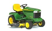 TractorData.com John Deere GX325 tractor transmission information