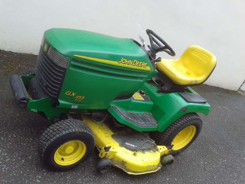 Used John Deere GX355 | Diesel Garden Tractor