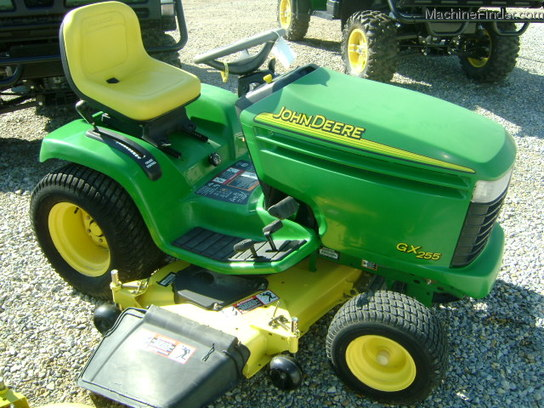 2005 John Deere GX255 Lawn & Garden and Commercial Mowing ...