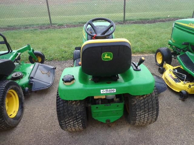John Deere GX255 Lawn & Garden Tractors for Sale | [36848]