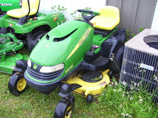 2002 John Deere SST16 Lawn & Garden and Commercial Mowing - John Deere ...