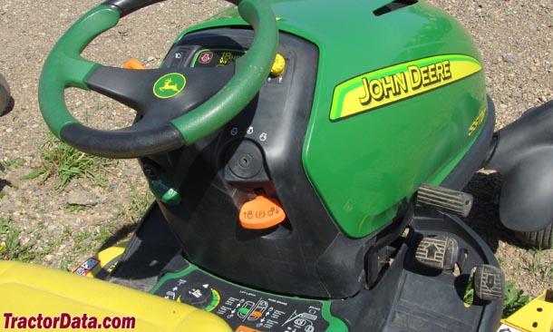 TractorData.com John Deere SST18 tractor transmission information
