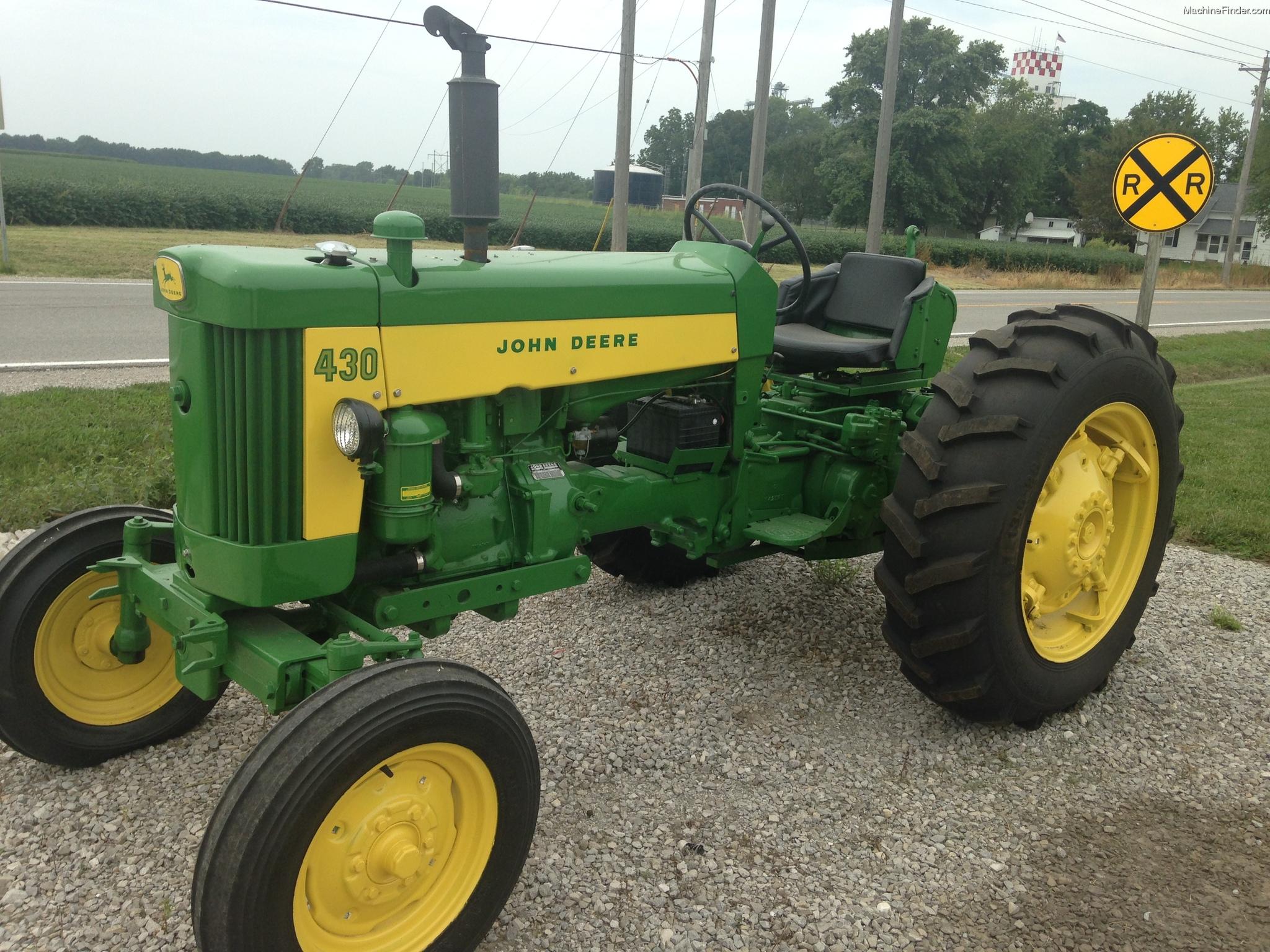 1959 John Deere 430 Tractors - Utility (40-100hp) - John ...