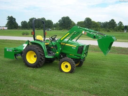 2013 John Deere 3032E Tractors - Compact (1-40hp.) - John Deere ...
