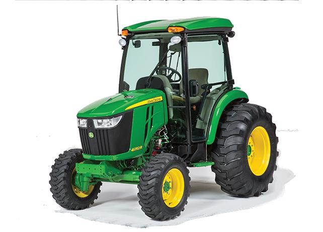 John Deere - 4052R Compact Utility Tractor