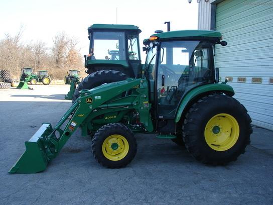2014 John Deere 4066R Tractors - Compact (1-40hp.) - John Deere ...