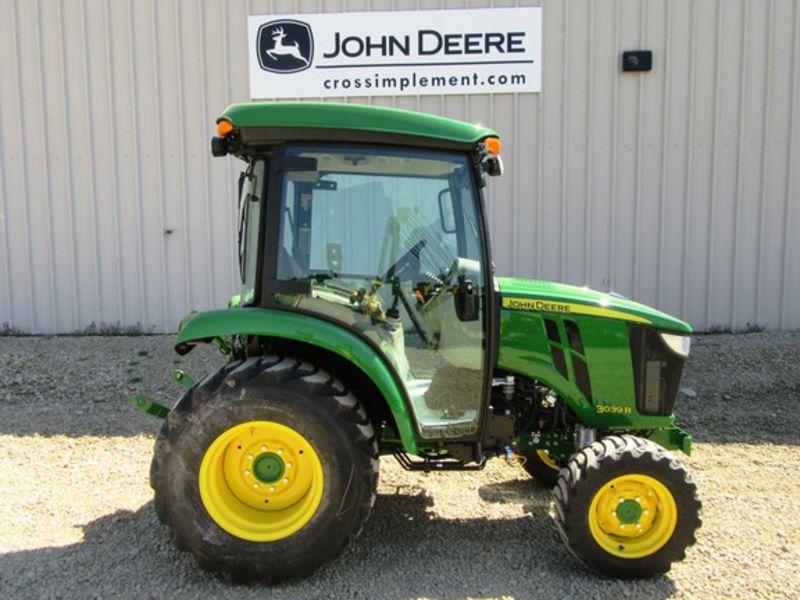 2016 John Deere 3039R Tractors for Sale | Fastline