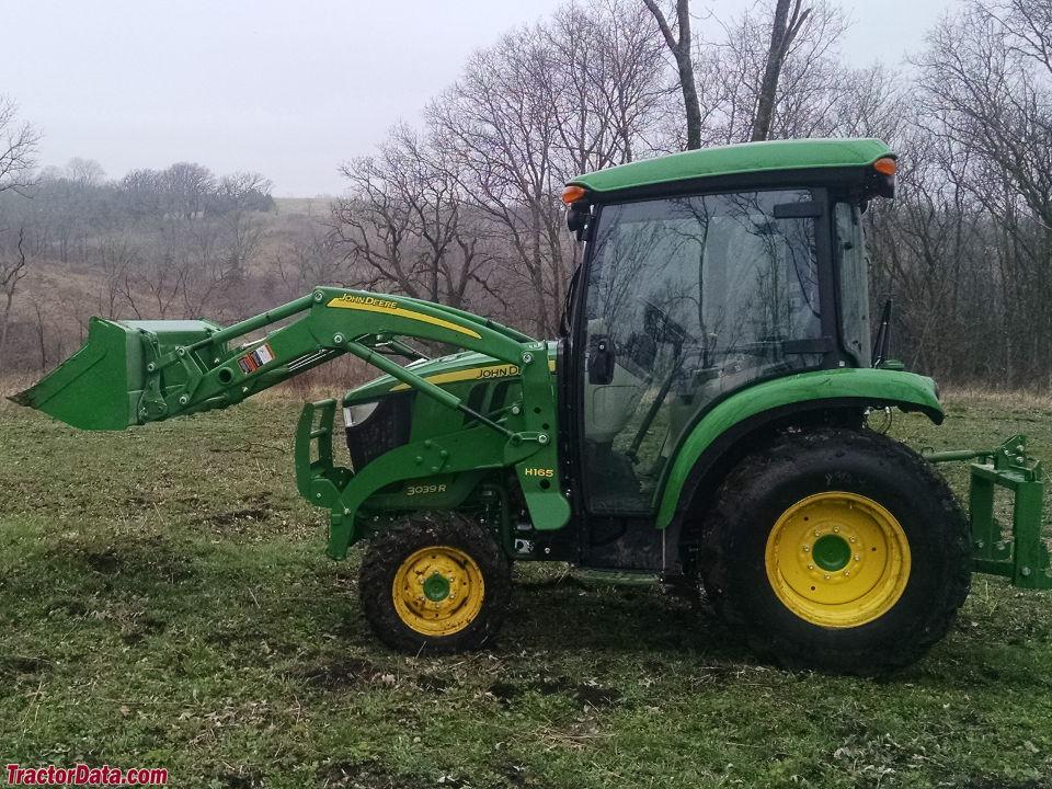 TractorData.com John Deere 3039R tractor photos information