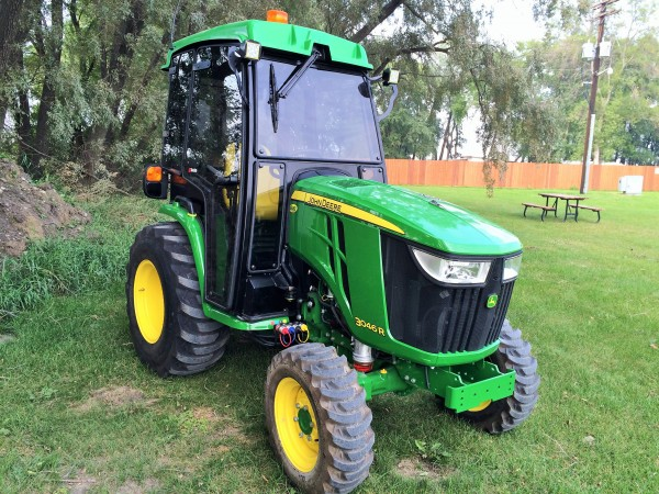 Tektite has the new 3000R series compact tractor cabs now available ...