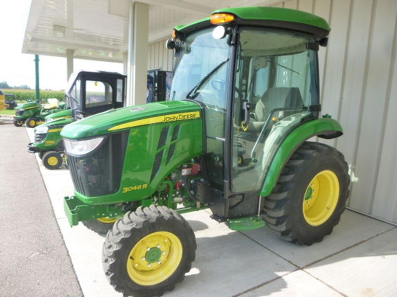 2014 John Deere 3046R Tractors | BALLWEG IMPLEMENT CO., INC. WAUPUN ...