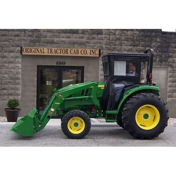 Tractor Cab Hard Top Cab Enclosure For 4044M 4052M 4066M John Deere ...