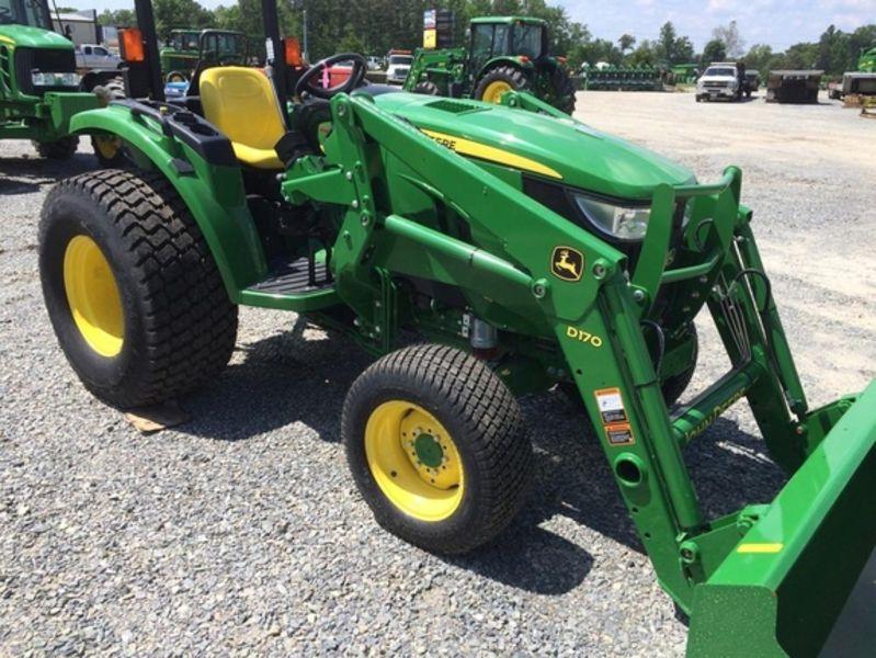 2015 John Deere 4066M Tractors for Sale | Fastline