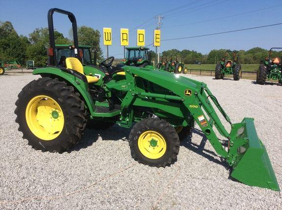 John Deere 4066M, United States, $40,283, 2014- tractors for sale ...