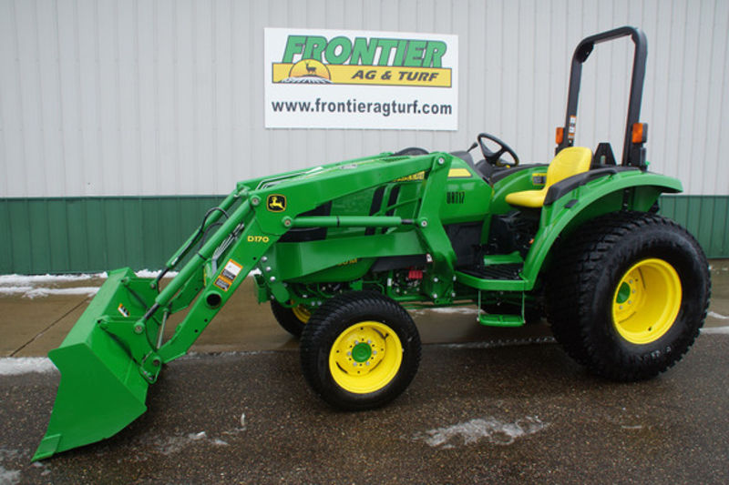 2014 John Deere 4066M Tractors for Sale | Fastline