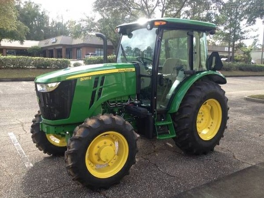 2014 John Deere 5085E Tractors - Utility (40-100hp) - John ...