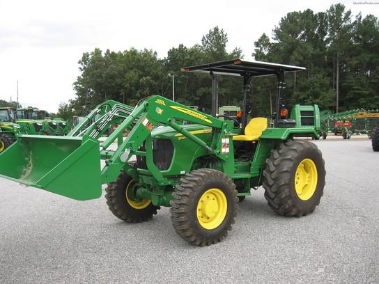 2013 John Deere 5045E Tractors - Utility (40-100hp) - John Deere ...