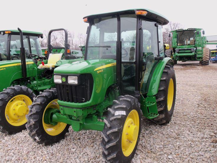 John Deere 5E SEries tractor   John deere   Pinterest