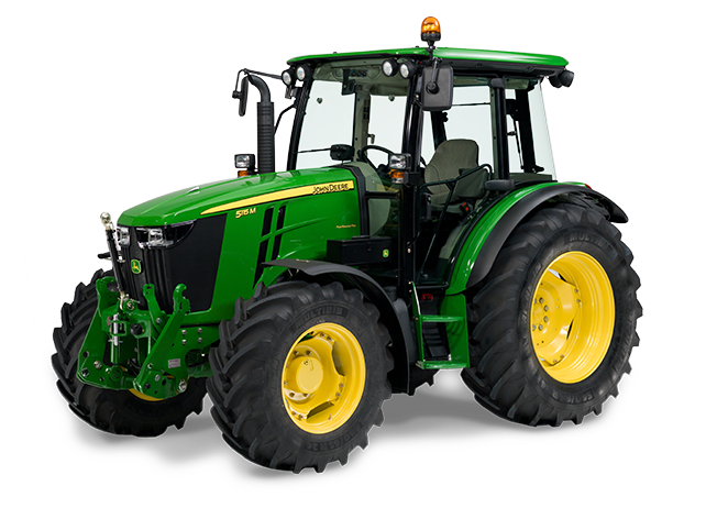 New Cab For John Deere 5e Series Tractors With Cab G Pictures to pin ...