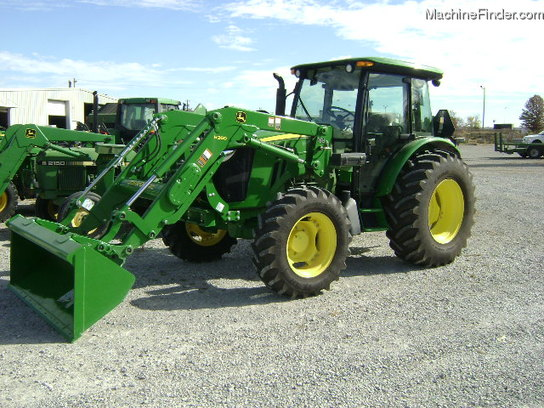 2013 John Deere 5100M Tractors - Utility (40-100hp) - John Deere ...