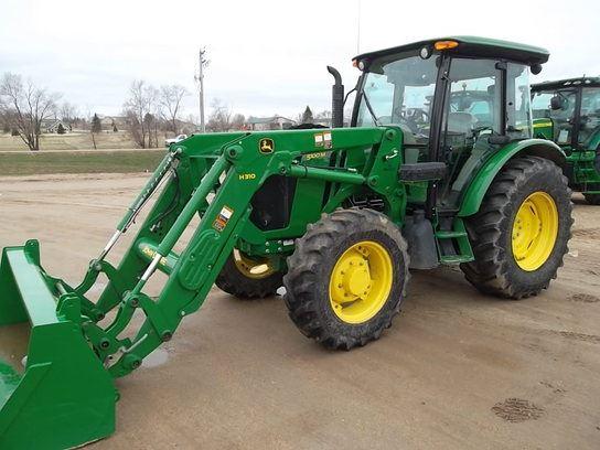 ... 55,000, Year: 2012   Used John Deere 5100M tractors - Mascus USA