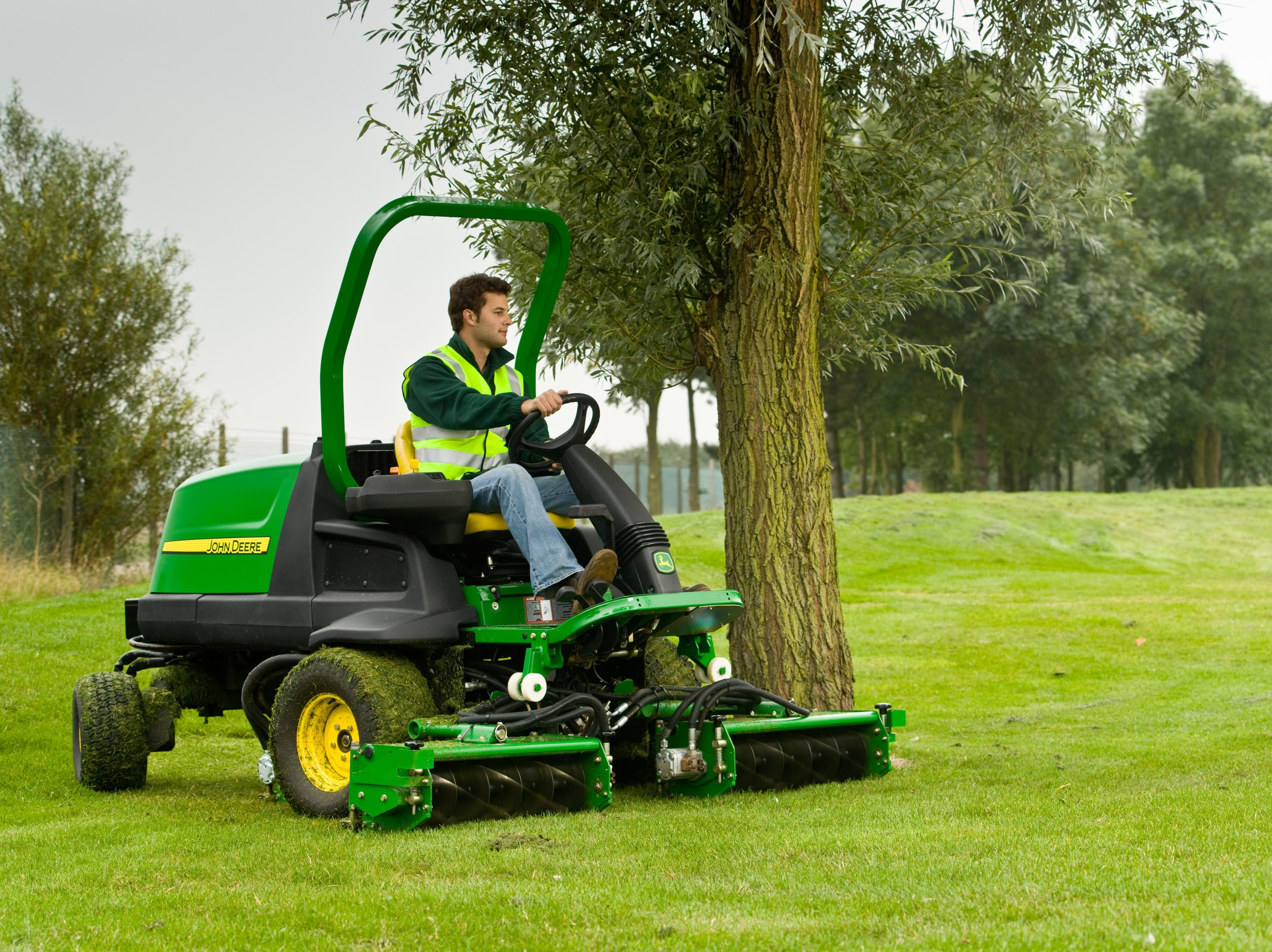 Pics Photos - John Deere Commercial Mowers