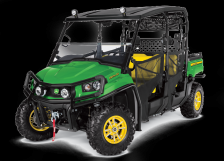 John Deere XUV550 S4 Crossover Utility Vehicles Gator Utility Vehicles ...