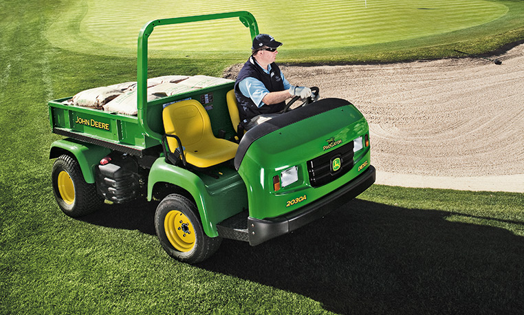 John Deere Golf & Sports