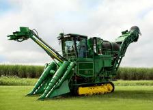 John Deere 3520 Sugar Cane Harvester Sugar Harvesting