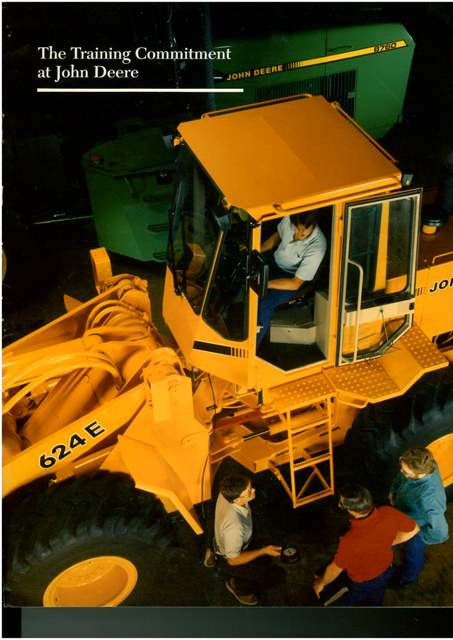 John Deere Brochure - The Training Commitment