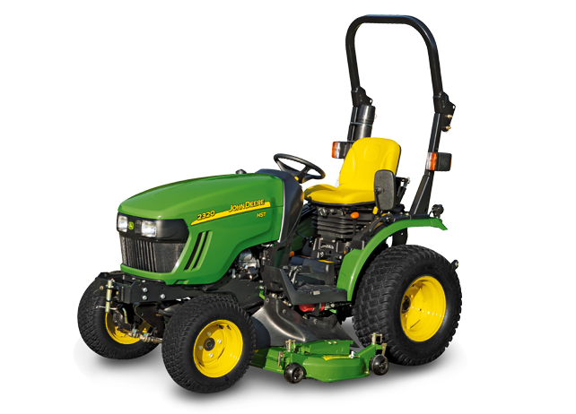 John Deere 3E vs. Kubota. L Comparison