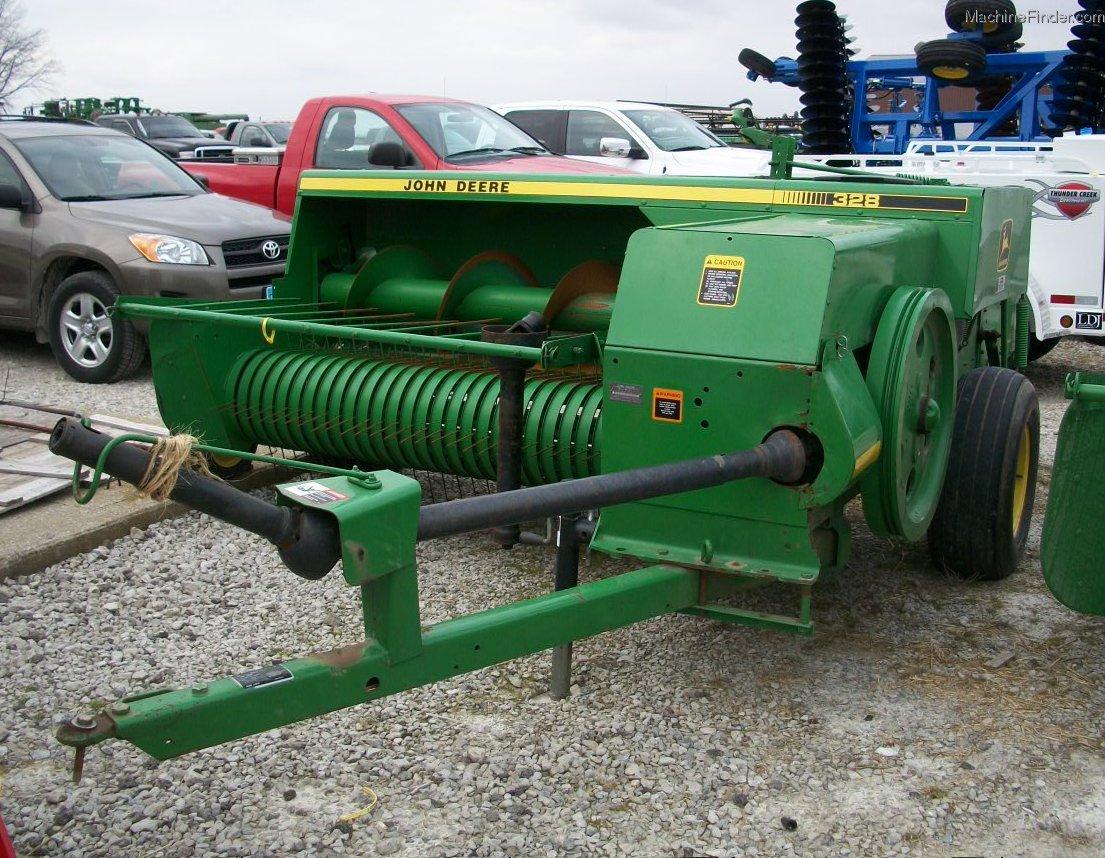 2001 John Deere 328 Hay Equipment - Square Balers - John Deere ...