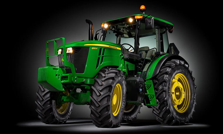Series Tractors | 6E Series Utility Tractors | John Deere US