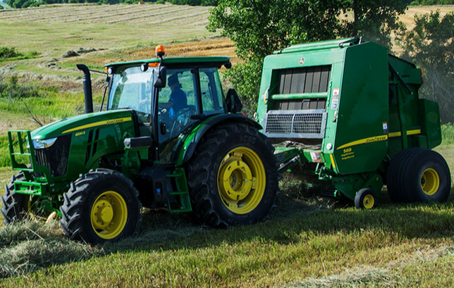 Unveiling the New the 2016 John Deere 6E Series Tractors