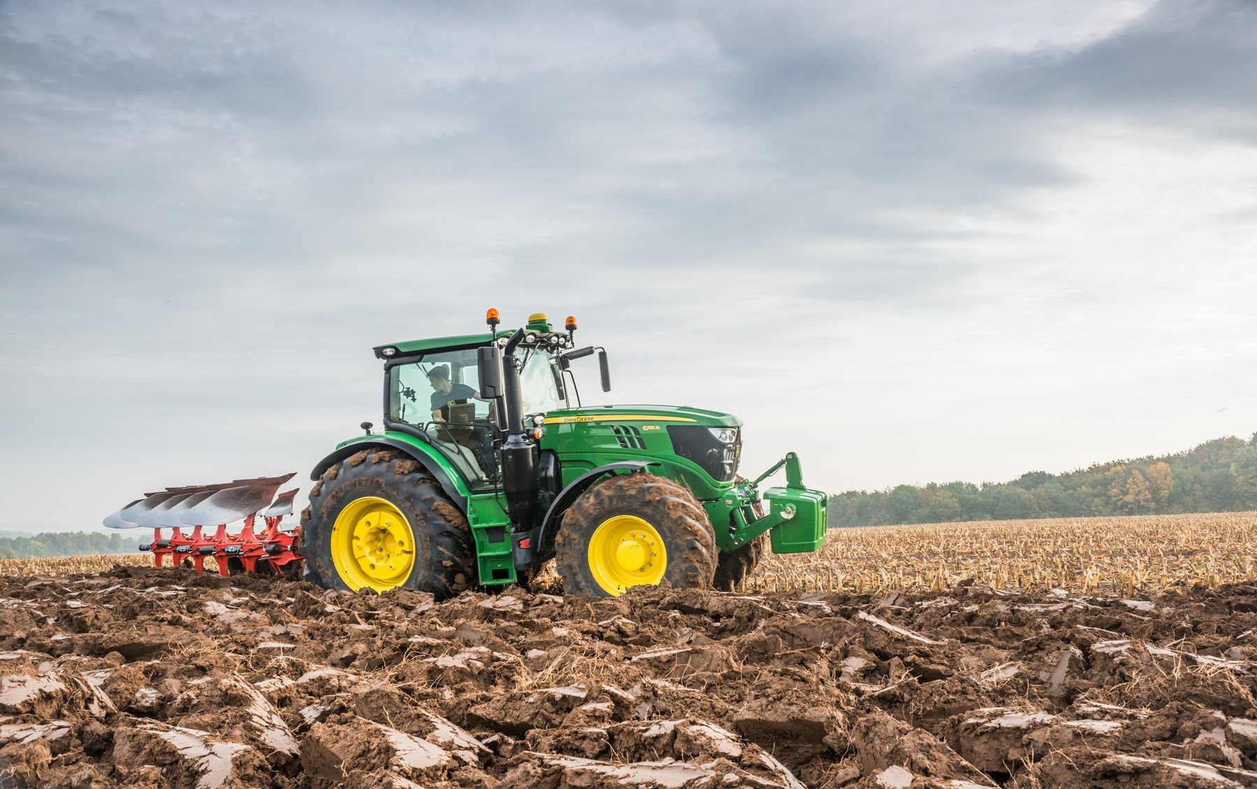 ... IV engines for John Deere 6R & 6M Series tractors - Farm Machinery