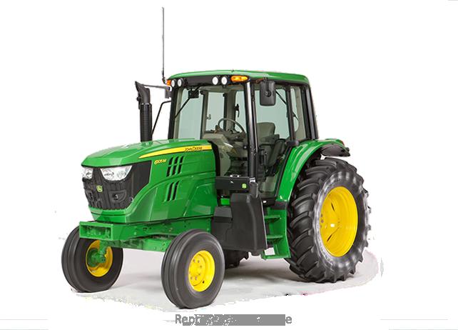 6110M Utility Tractor | Utility Tractors | John Deere US