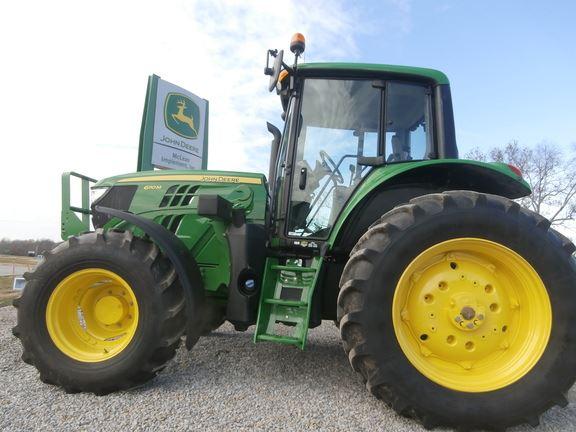 ... 73,000, Year: 2016 | Used John Deere 6110M tractors - Mascus USA