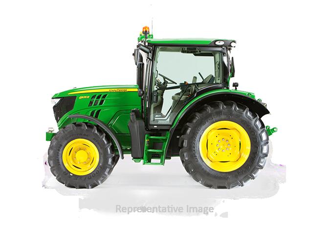 6R Series Utility Tractors | 6110R Tractor | John Deere US