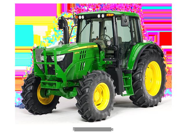 6120M Utility Tractor | Utility Tractors | John Deere US