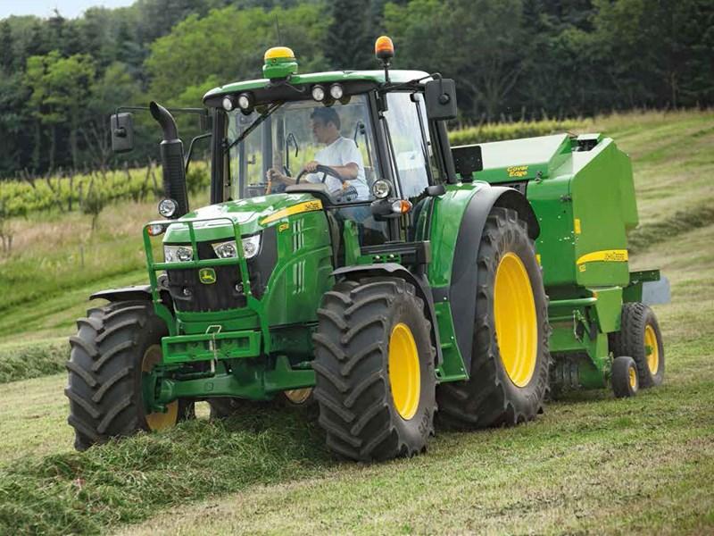 New JOHN DEERE 6120M Tractors for sale
