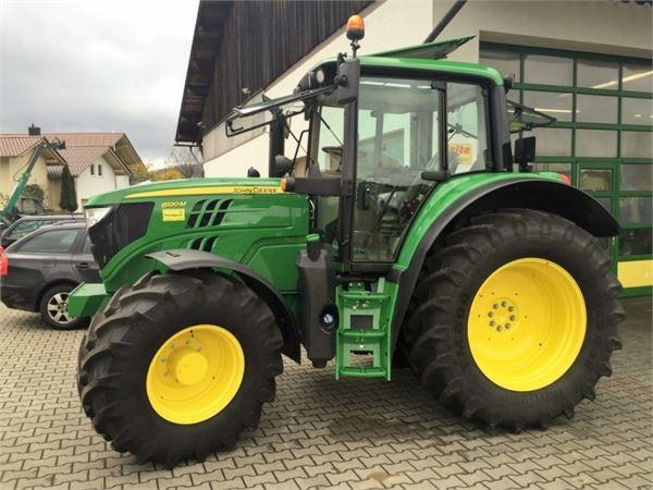 John Deere 6120M - Year: 2016 - Tractors - ID: EADFE102 - Mascus USA