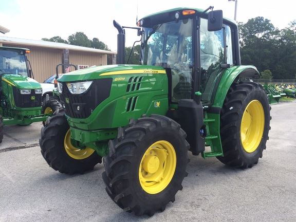 John Deere 6120M - Tractors - Farm Equipment - Ag-Pro Used Equipment