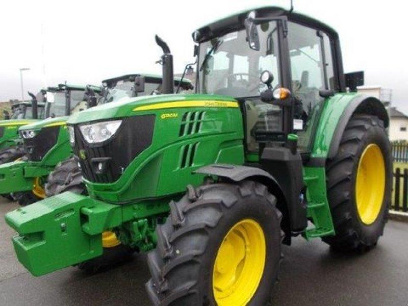 John Deere 6120M Tractor, 6000 Kecskemét - technikboerse.com