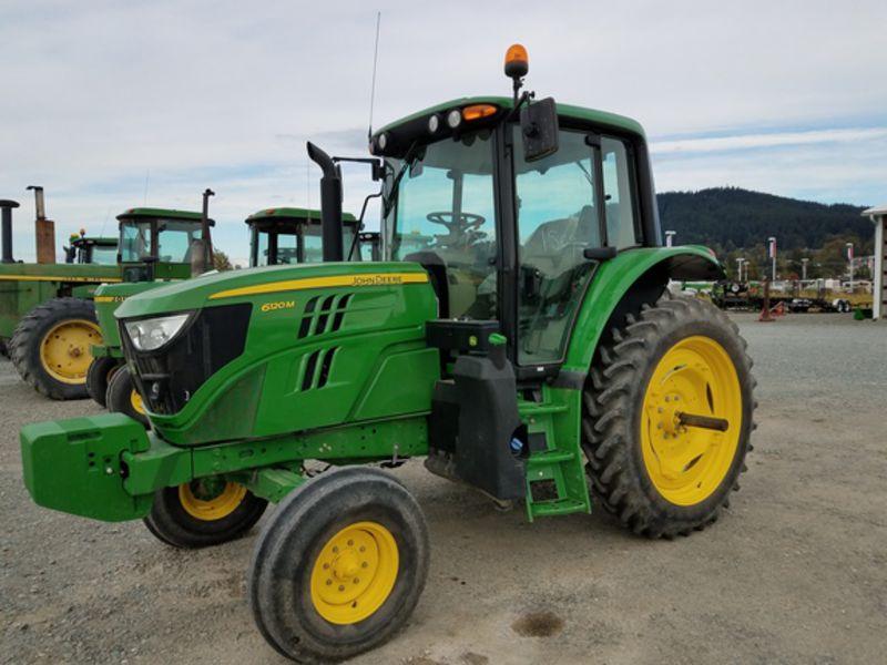 2016 John Deere 6120M Tractors for Sale | Fastline