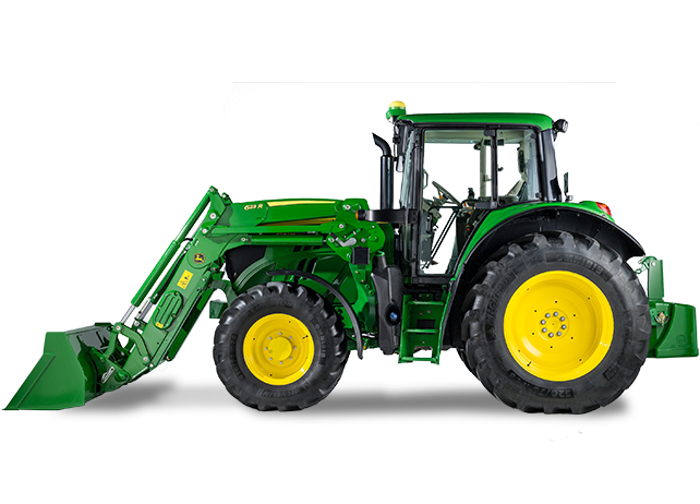 6120M | 6M Series | Tractor | John Deere GB