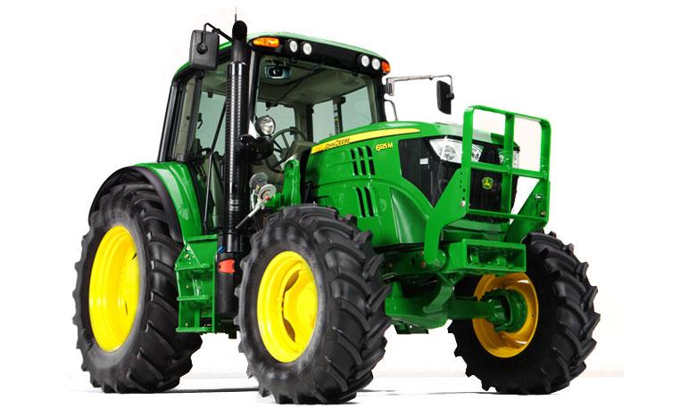 Utility Tractors | 6M Series Utility Tractors | JohnDeere US