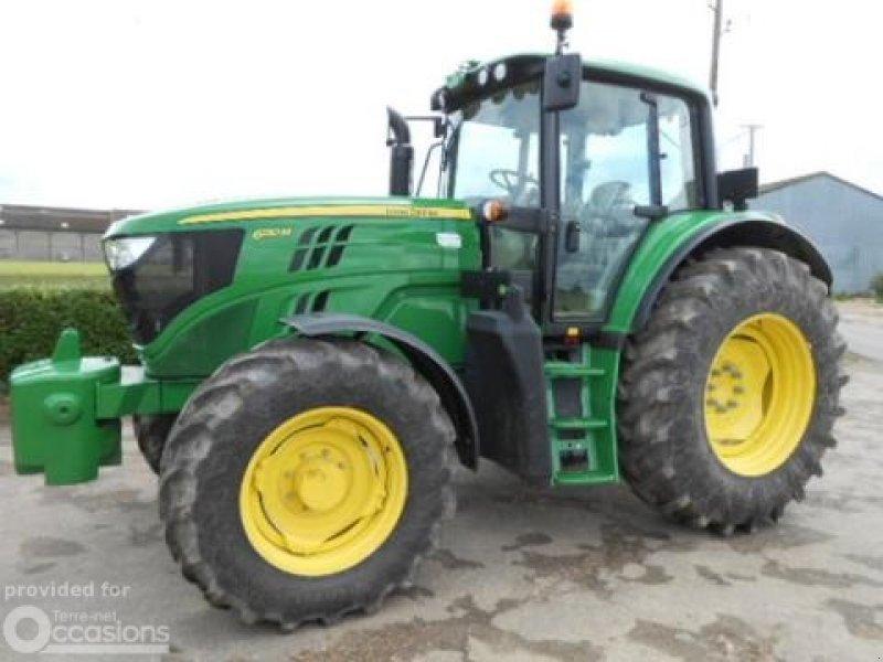 John Deere 6130M Tractor - technikboerse.com