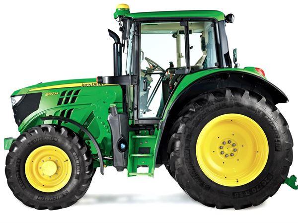 John Deere 6130M - Year: 2016 - Tractors - ID: 72CE3DE3 - Mascus USA