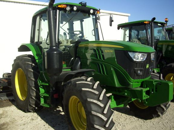 John Deere 6130M - Year of manufacture: 2016 - Compact tractors - ID ...