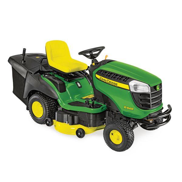 John Deere X166R Lawn Tractor 42