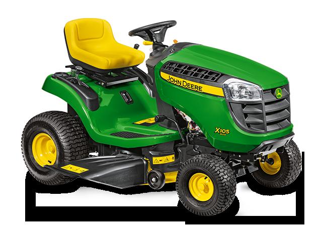 X105 | Riding Lawn Equipment | John Deere UK & Ireland